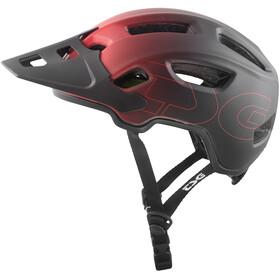 TSG Trailfox Graphic Design - Casque de vélo - rouge